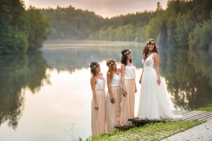 04 ponesice nevesta a druzicky jihocesky kraj svatebni foto svatebni fotograf ales motejl