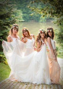 05 ponesice nevesta a jeji druzicky jihocesky kraj svatebni foto svatebni fotograf ales motejl