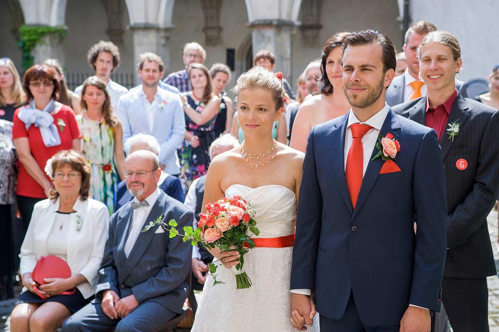 06 svatebni obrad na hrade zvikov svatebni fotograf ales motej