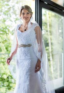 09 svatebni fotografie nevesta ve svatebnich satech lipno nad vltavou jihocesky kraj