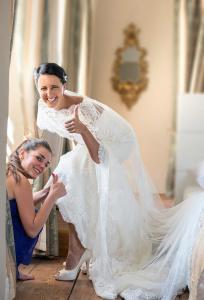 12 nevestaa a svedkyne zamek mitrowicz svatebni fotograf ales motejl jihocesky kraj