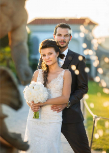 18 nevesta zenich u fontany svatebni fotograf ales motejl jihocesky kraj 1