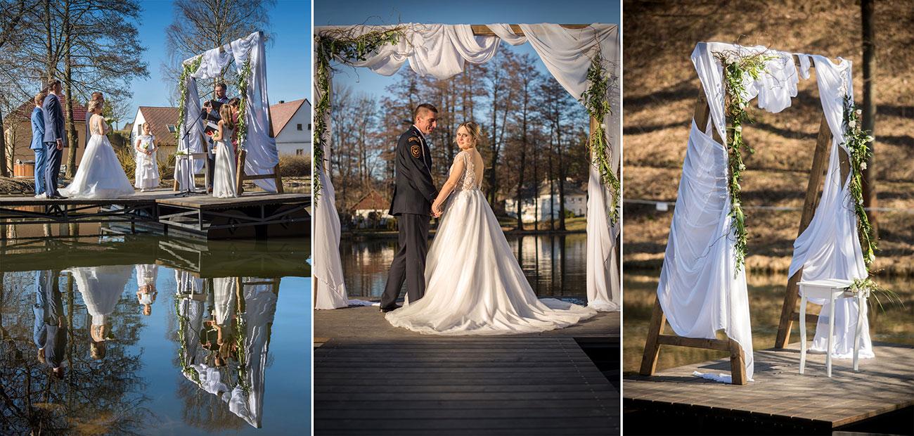 Svatební místa - Černice