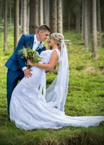 21 svatebni fotografie les lipno nad vltavou okres cesky krumlov jihocesky kraj