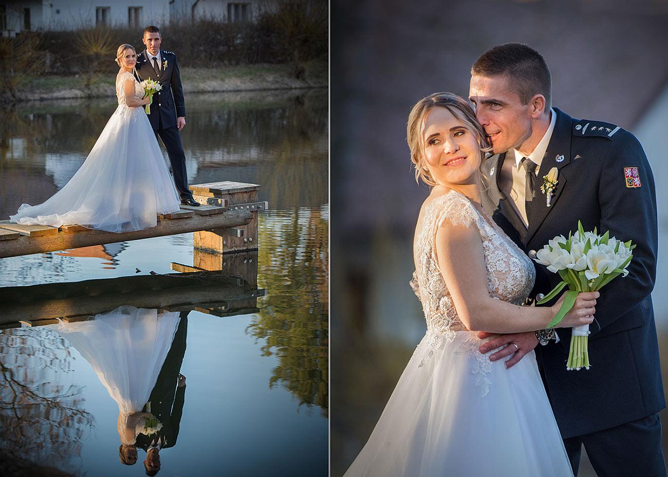 Svatební místo - Černice